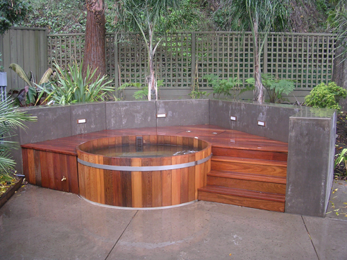 hot tub 003 badetonnen und saunen aus holz. Black Bedroom Furniture Sets. Home Design Ideas