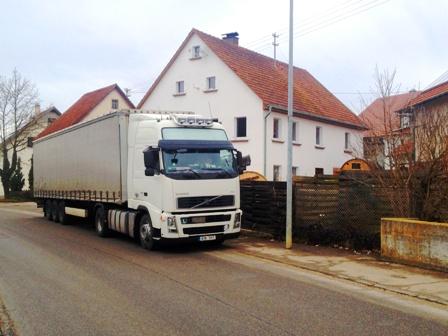 Vertretung (Betriebsstätte) in Deutschland