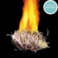Feuerballchen für badetonnenofen