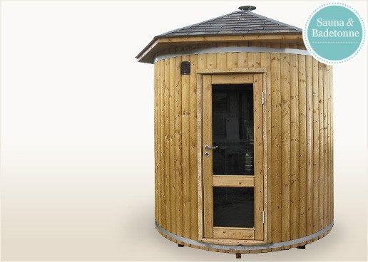 Sauna bausatz mit holzofen