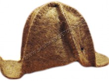 Saunamütze – Badetonnemütze