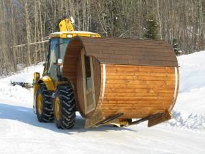 Tonnensauna sauna-badetonne transport (1)