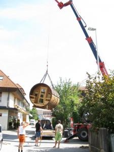 Tonnensauna sauna-badetonne transport (7)