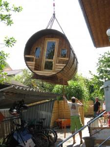 Tonnensauna sauna-badetonne transport (8)