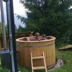 Berg Hot Pot in der Schweiz (9)