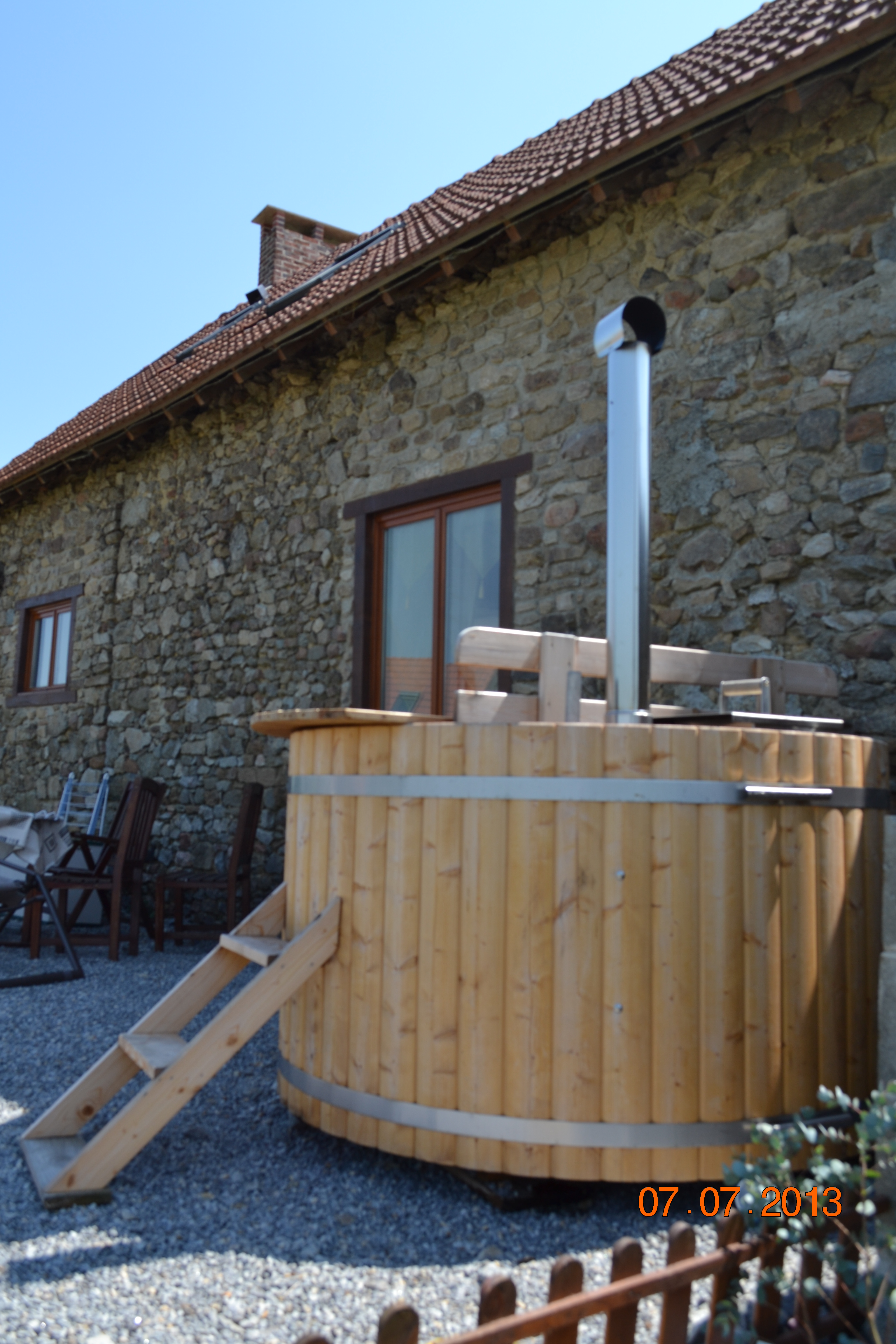 Spruce Timber Hot Tub Wooden Hot Tubs And Barrel Saunas