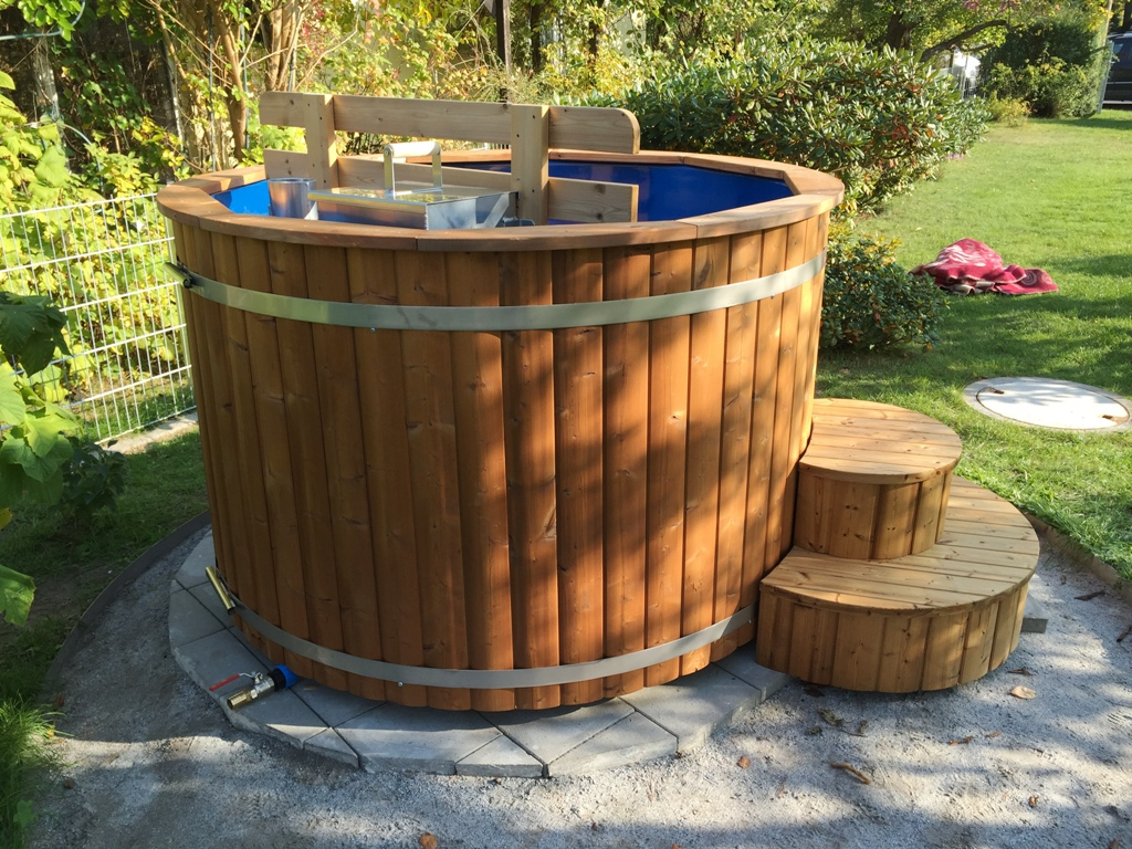 outdoor p hot furniture heater barrel spa dumfries lazy whisky tub in thornhill pump settings