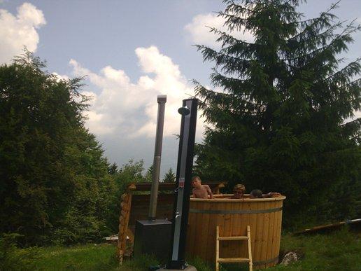 Berg Hot Pot in der Schweiz (2)