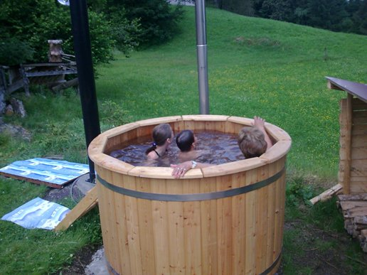 Berg Hot Pot in der Schweiz (6)