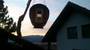 Sauna lifting